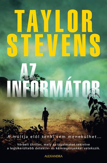 Az informátor - cover