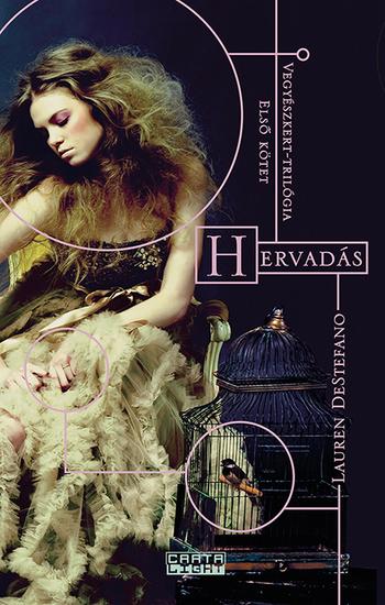 Hervadás - cover