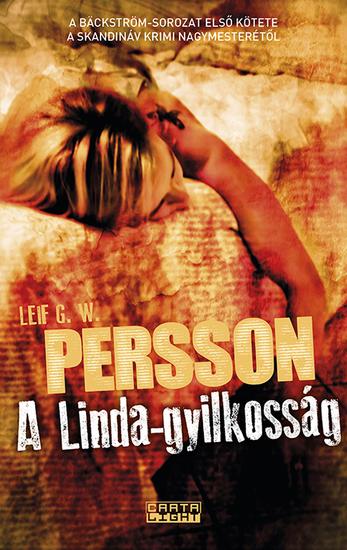 A Linda-gyilkosság - cover