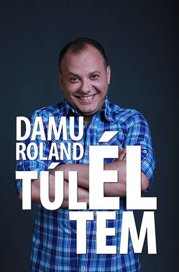 Damu Roland - Túléltem - cover