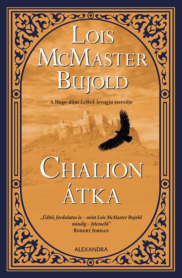 Chalion átka - cover