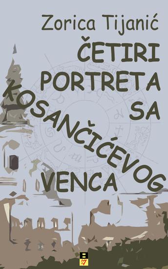 Cetiri portreta sa kosancicevog venca - cover