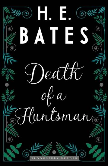 Death of a Huntsman - cover