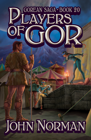 Players of Gor - cover