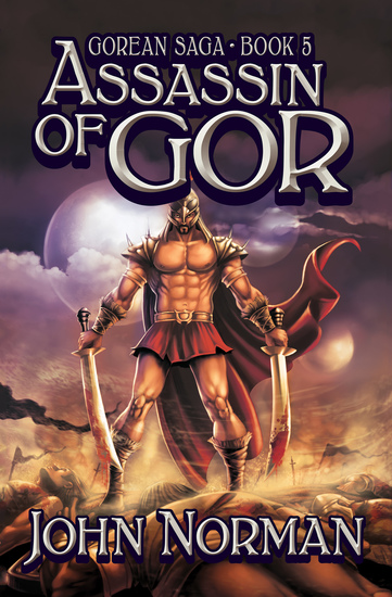 Assassin of Gor - cover