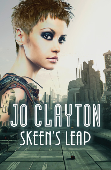 Skeen's Leap - cover