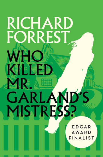 Who Killed Mr Garland's Mistress? - cover