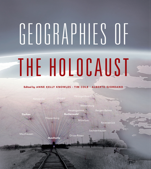 Geographies of the Holocaust - cover