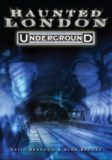 Haunted London Underground - cover