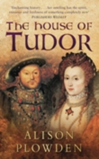 The House of Tudor - cover