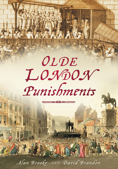 Olde London Punishments - cover