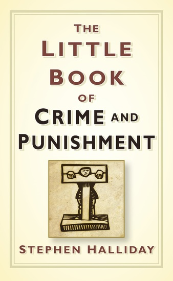 The Little Book of Crime and Punishment - cover