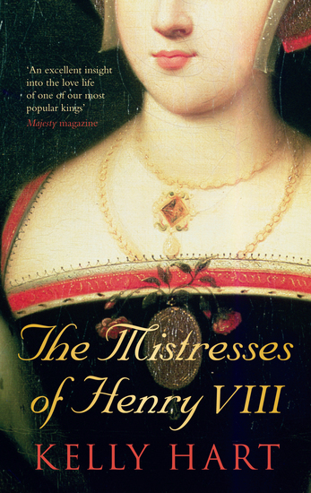 The Mistresses of Henry VIII - cover