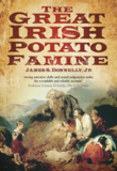 The Great Irish Potato Famine - cover