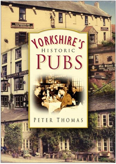 Yorkshire's Historic Pubs - cover