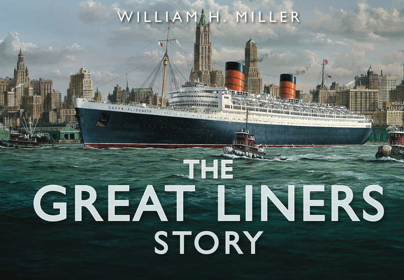 The Great Liners Story - cover