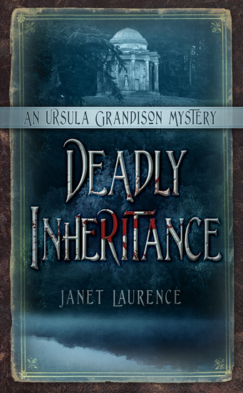 Deadly Inheritance - An Ursula Grandison Mystery - cover