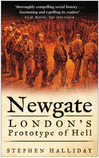 Newgate - London's Prototype of Hell - cover