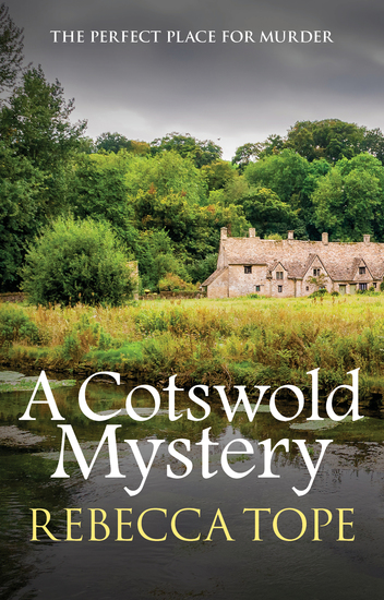 A Cotswold Mystery - cover