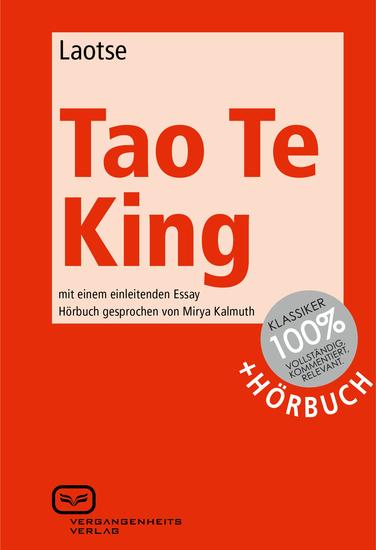 Tao Te King (Enhanced + Hörbuch) - cover
