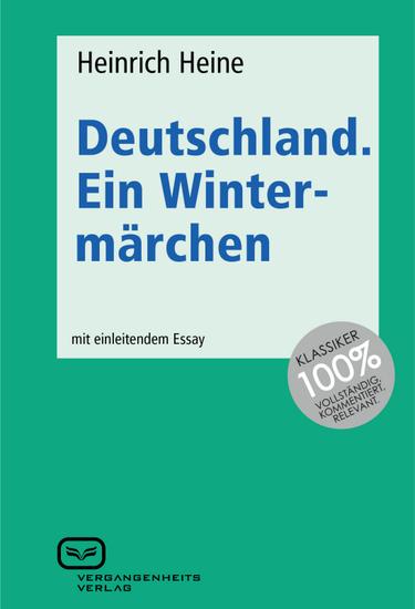 Deutschland - Ein Wintermärchen - cover