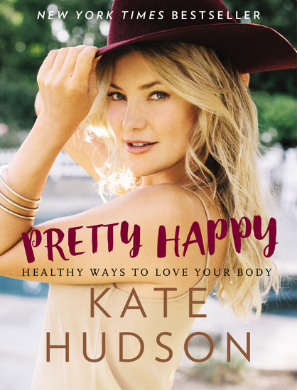 Pretty Happy - Healthy Ways to Love Your Body - cover