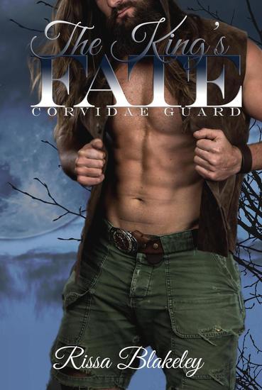 The King's Fate - Corvidae Guard #1 - cover