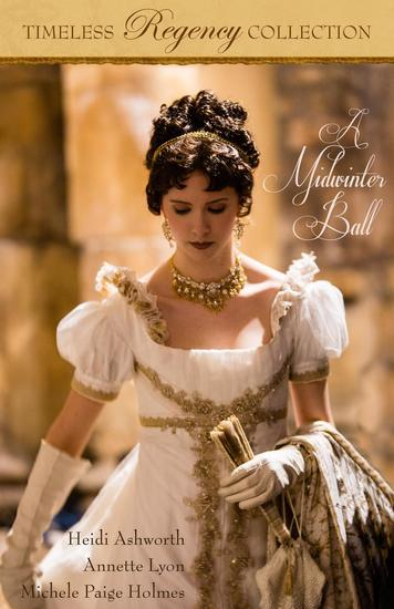 A Midwinter Ball - Timeless Regency Collection #2 - cover