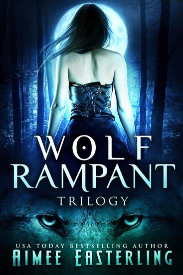 Wolf Rampant Trilogy - cover