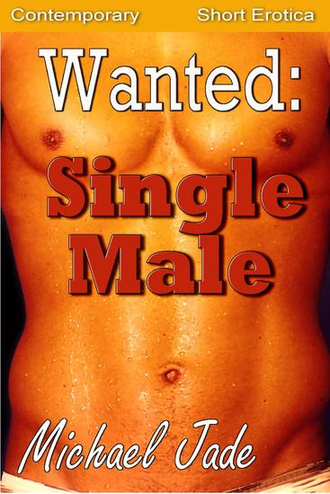 Wanted: Single Male - cover