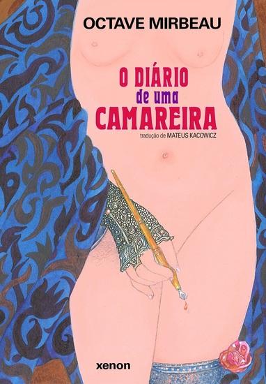 O Diário de uma Camareira - cover