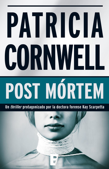 Post Mórtem - 1er volumen Serie Kay Scarpetta - cover