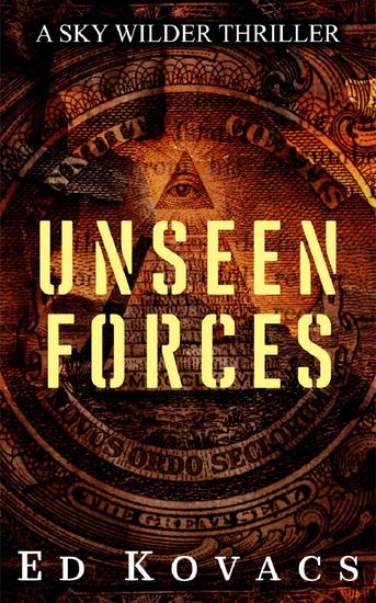 Unseen forces - sky wilder book one - cover