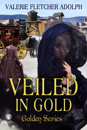 Veiled in Gold - Golden Series #2 - cover