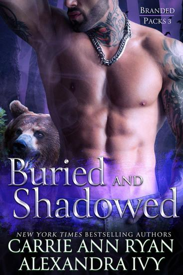 Buried and Shadowed - Branded Packs #3 - cover