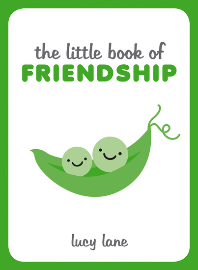 The Little Book of Friendship - cover