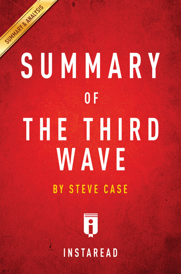 Summary of The Third Wave - by Steve Case | Includes Analysis - cover