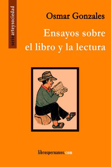Ensayos sobre el libro y la lectura - cover