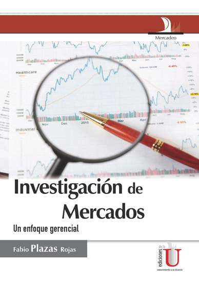 Investigación de mercados - Un enfoque gerencial - cover