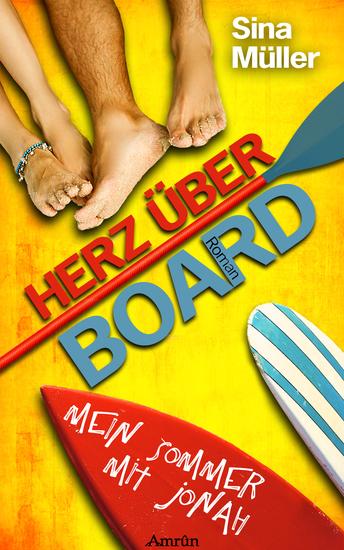 Herz über Board 1: Mein Sommer mit Jonah - Liebesroman - cover