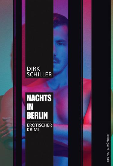 Nachts in Berlin - Erotischer Krimi - cover