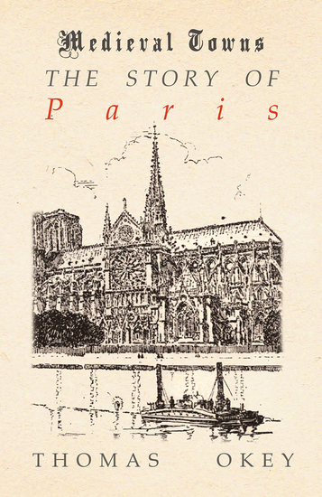 The Story of Paris (Medieval Towns Series) - cover