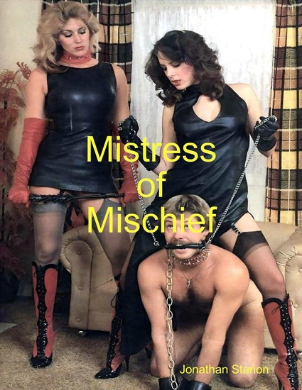 Mistress of Mischief - cover