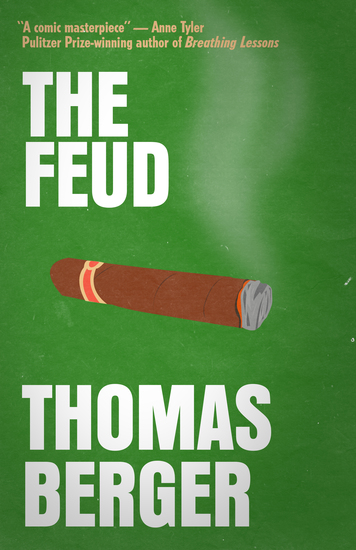 The Feud - cover