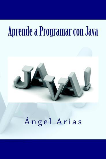 Aprende a Programar con Java - cover