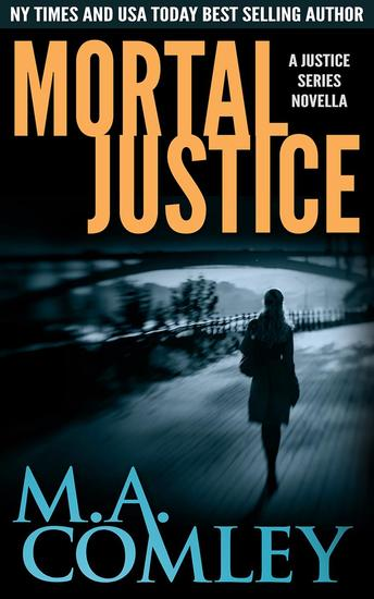 Mortal Justice - Justice series - cover