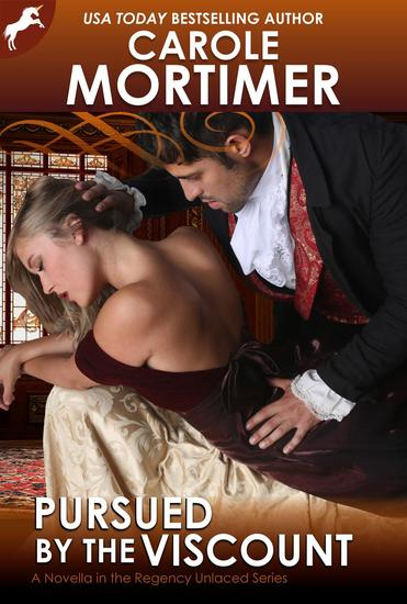 Pursued By The Viscount (Regency Unlaced 4) - Regency Unlaced #4 - cover