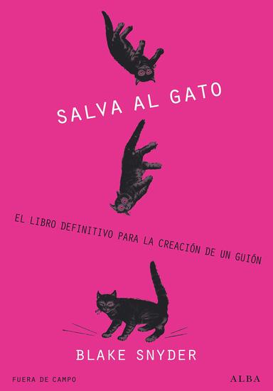 ¡Salva al gato! - cover