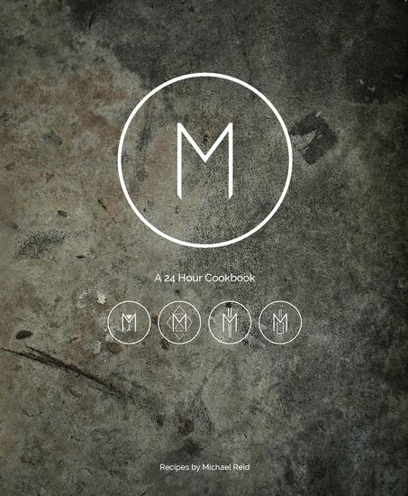 M: A 24 hour cookbook - cover