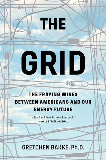 The Grid - The Fraying Wires Between Americans and Our Energy Future - cover